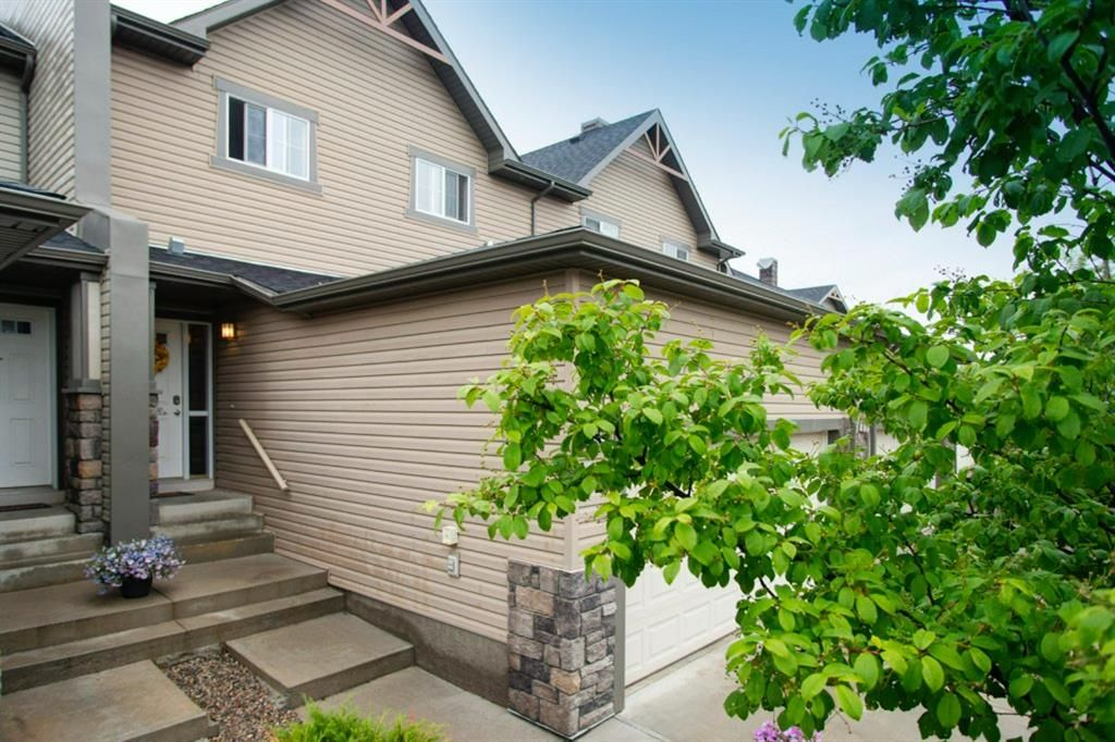 Main Photo: 418 Ranch Ridge Meadow: Strathmore Row/Townhouse for sale : MLS®# A1116652
