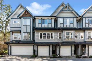 "Main Photo: 33 8737 161 Street in Surrey: Fleetwood Tynehead Townhouse for sale in ""The Boardwalk"" : MLS®# R2543489"