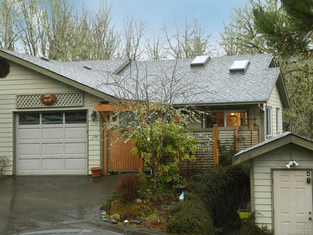 Main Photo: 26 2190 Drennan St in Sooke: Sk Sooke Vill Core Row/Townhouse for sale : MLS®# 833261