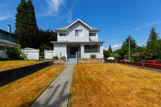"Photo 1: 351 HOSPITAL Street in New Westminster: Sapperton House for sale in ""Sapperton"" : MLS®# R2295968"