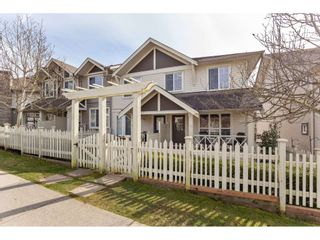 """Photo 3: 42 4401 BLAUSON Boulevard in Abbotsford: Abbotsford East Townhouse for sale in """"The Sage"""" : MLS®# R2554193"""