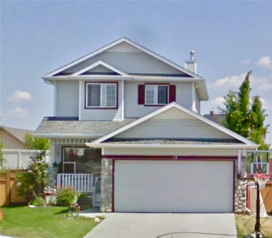 Main Photo: 12 Crystalridge Bay: Okotoks Detached for sale : MLS®# A1088012
