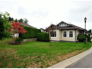 """Main Photo: # 146 33751 7TH AV in Mission: Mission BC House for sale in """"Heritage Park Place"""" : MLS®# F1321007"""