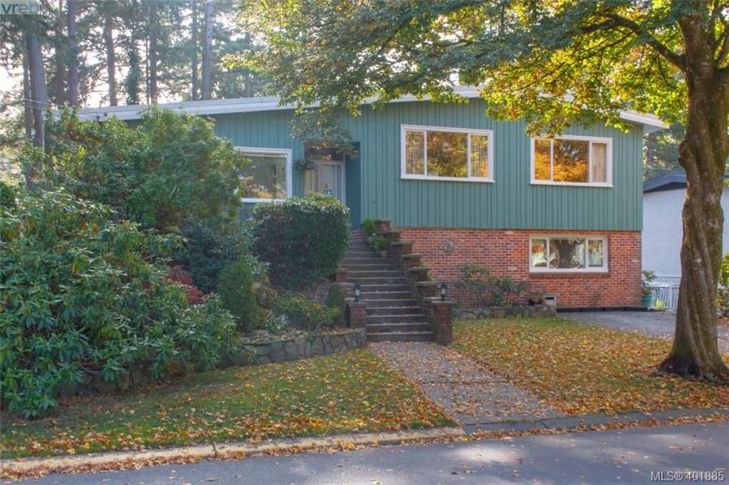 Main Photo: 919 Parklands Dr in VICTORIA: Es Gorge Vale House for sale (Esquimalt)  : MLS®# 802008