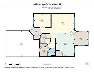 Photo 45: 105 Erin Ridge Drive: St. Albert House for sale : MLS®# E4228647