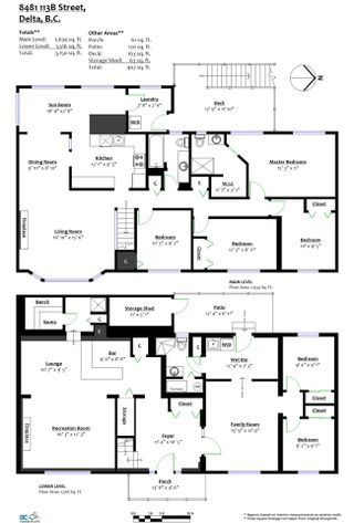 Photo 20: 8481 113B STREET in Delta: Annieville House for sale (N. Delta)  : MLS®# R2162177