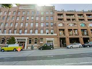 "Photo 1: 401 546 BEATTY Street in Vancouver: Downtown VW Condo for sale in ""THE CRANE BUILDING"" (Vancouver West)  : MLS®# V1134151"