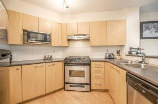 """Photo 5: 218 9339 UNIVERSITY Crescent in Burnaby: Simon Fraser Univer. Condo for sale in """"HARMONY"""" (Burnaby North)  : MLS®# R2171696"""