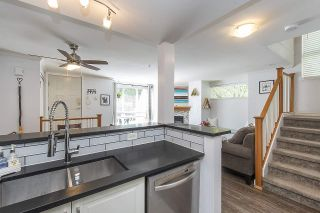 """Photo 10: 4 1071 LYNN VALLEY Road in North Vancouver: Lynn Valley Townhouse for sale in """"River Rock"""" : MLS®# R2584464"""