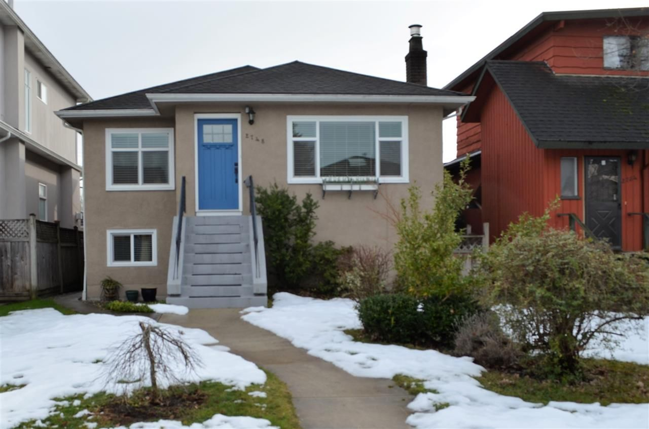 Main Photo: 2748 W 20TH AVENUE in : Arbutus House for sale : MLS®# R2343270