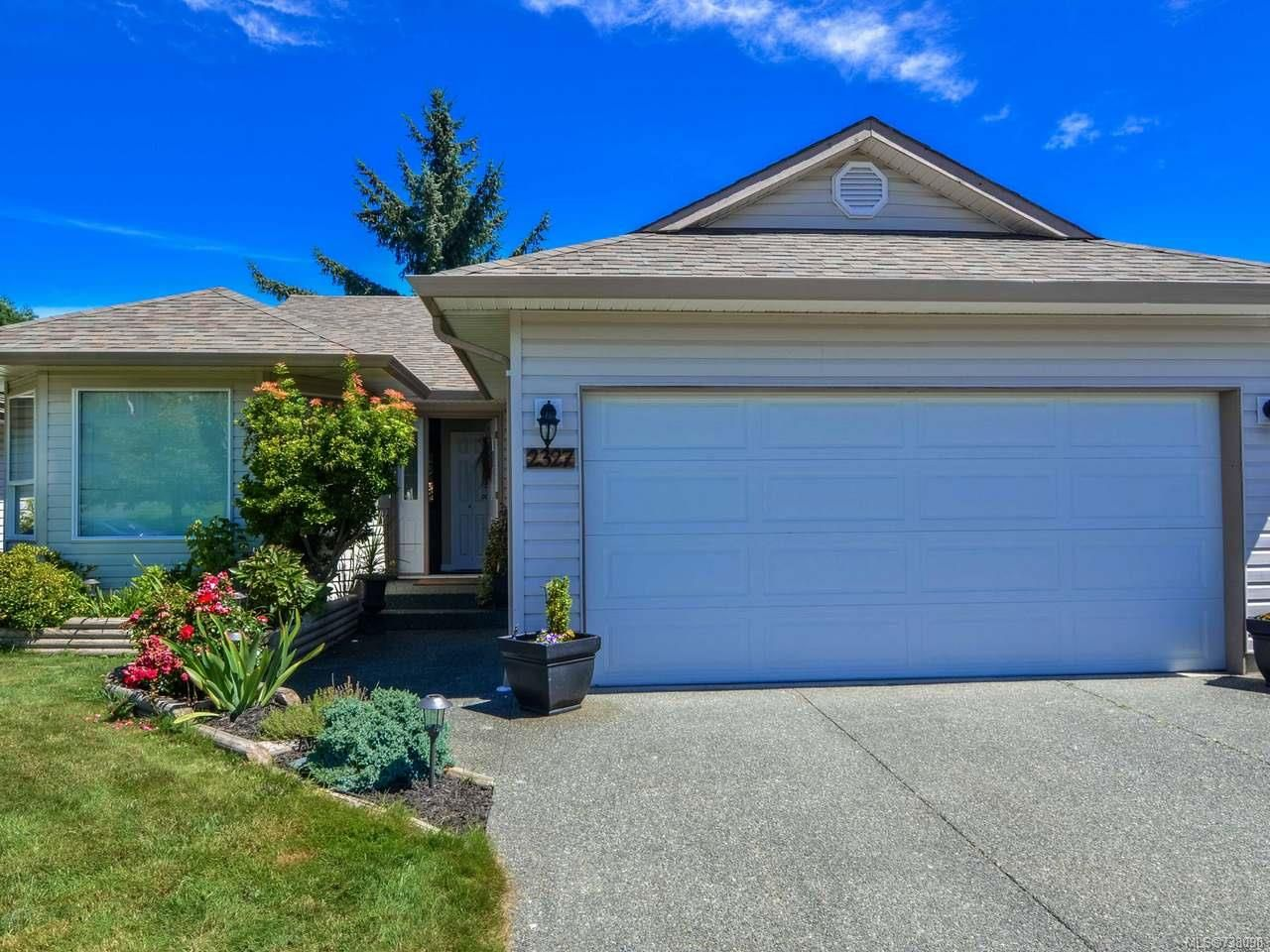 Main Photo: 2327 Galerno Rd in CAMPBELL RIVER: CR Willow Point House for sale (Campbell River)  : MLS®# 738098