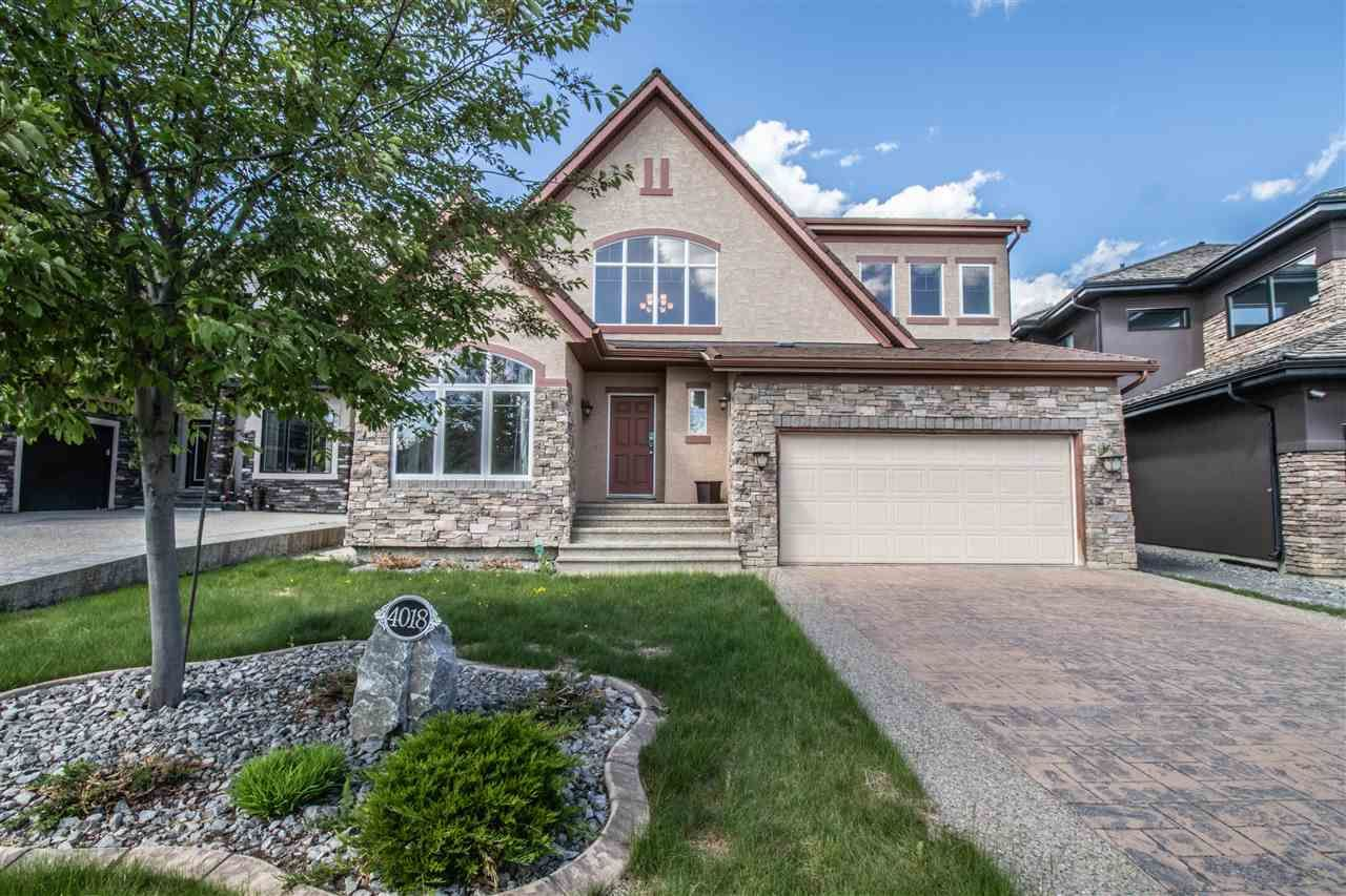 Main Photo: 4018 MACTAGGART Drive in Edmonton: Zone 14 House for sale : MLS®# E4229164