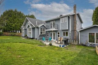 """Photo 32: 34602 SEMLIN Place in Abbotsford: Abbotsford East House for sale in """"Bateman Park"""" : MLS®# R2564096"""