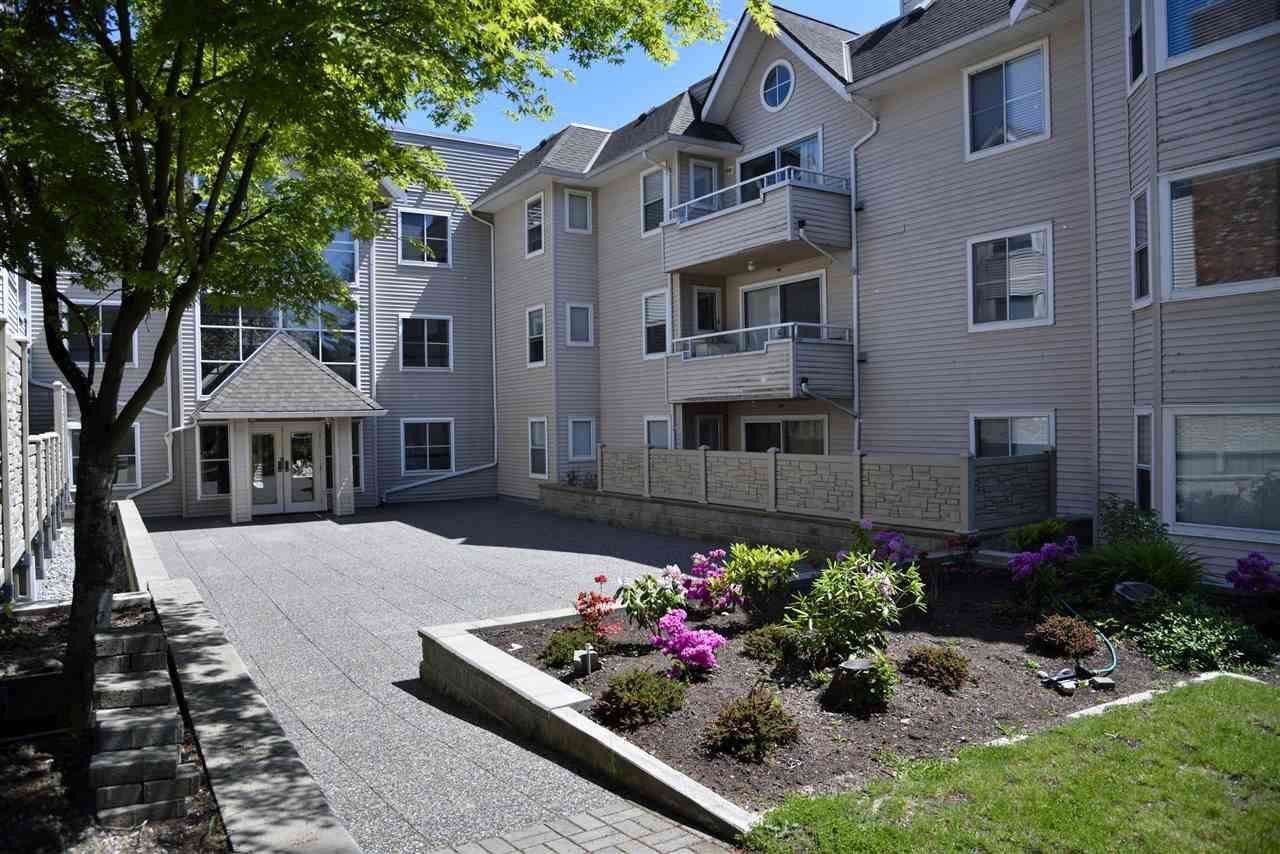 Main Photo: 205 5375 VICTORY STREET in Burnaby: Metrotown Condo for sale (Burnaby South)  : MLS®# R2271185