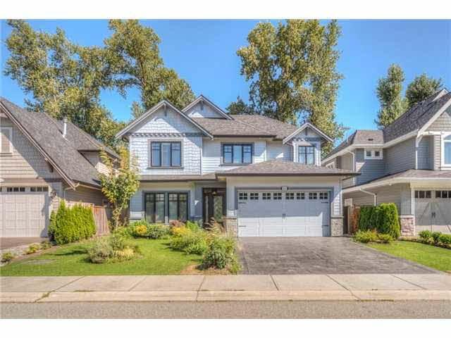 Main Photo: 5856 Cove Reach Rd in Delta: Neilsen Grove House for sale (Ladner)  : MLS®# V1100240