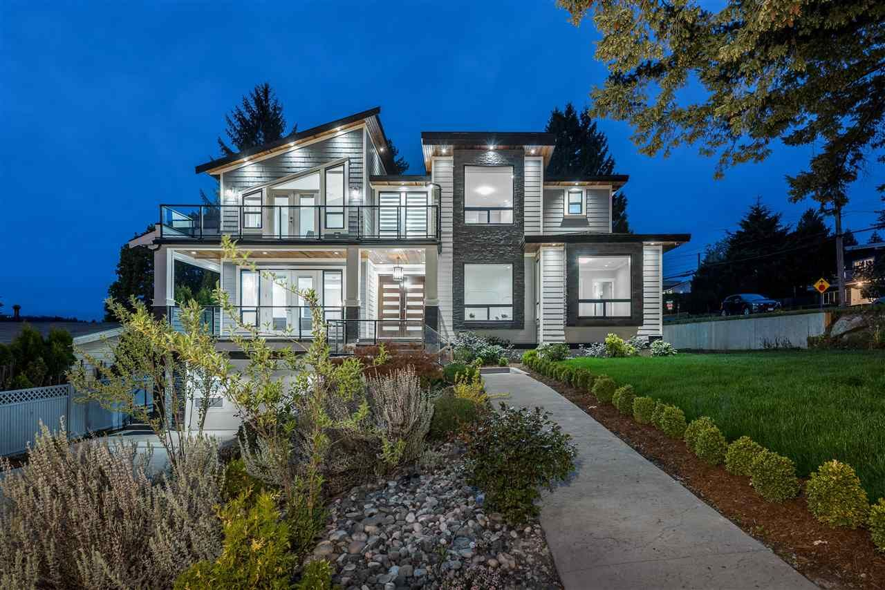 Main Photo: 1999 PETERSON Avenue in Coquitlam: Cape Horn House for sale : MLS®# R2575158