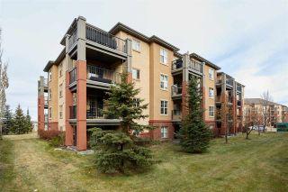 Photo 1: 417 11445 ELLERSLIE Road in Edmonton: Zone 55 Condo for sale : MLS®# E4228991