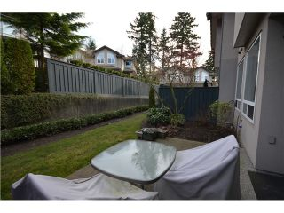 """Photo 20: 65 678 CITADEL Drive in Port Coquitlam: Citadel PQ Townhouse for sale in """"CITADEL POINTE"""" : MLS®# V1012676"""