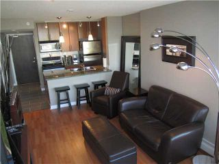 """Photo 5: 2609 688 ABBOTT Street in Vancouver: Downtown VW Condo for sale in """"FIRENZE"""" (Vancouver West)  : MLS®# V1005911"""