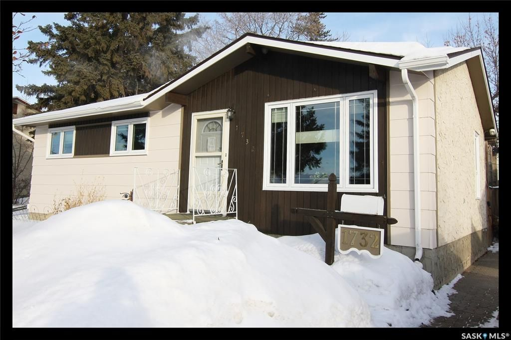 Main Photo: 1732 Trudeau Street in North Battleford: College Heights Residential for sale : MLS®# SK840580