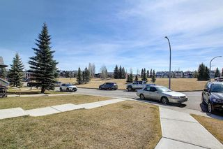 Photo 2: 110 Panamount Square NW in Calgary: Panorama Hills Semi Detached for sale : MLS®# A1094824