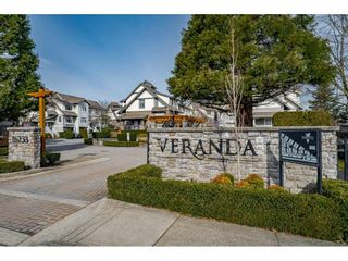 "Main Photo: 36 16233 83 Avenue in Surrey: Fleetwood Tynehead Townhouse for sale in ""VERANDA"" : MLS®# R2544868"