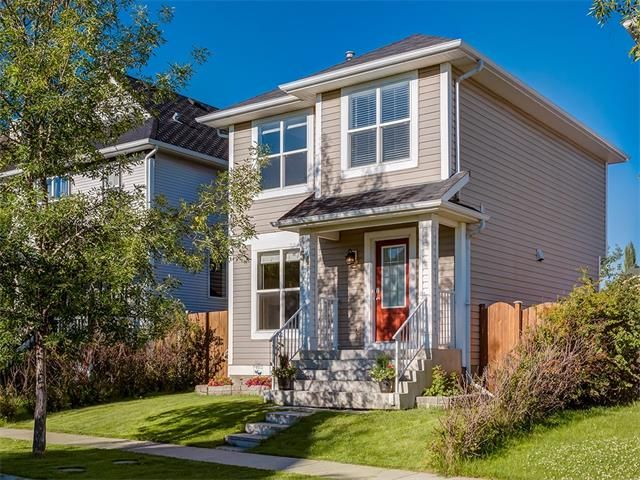 Main Photo: 54 PRESTWICK Crescent SE in Calgary: McKenzie Towne House for sale : MLS®# C4074095