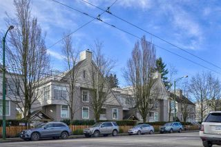 "Photo 1: 313 3150 W 4TH Avenue in Vancouver: Kitsilano Townhouse for sale in ""Avanti"" (Vancouver West)  : MLS®# R2441202"