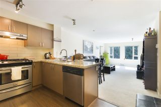 """Photo 6: 302 3105 LINCOLN Avenue in Coquitlam: New Horizons Condo for sale in """"WINDSOR GATE BY POLYGON"""" : MLS®# R2154112"""