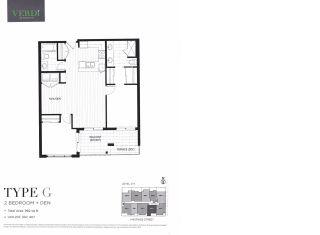 "Photo 20: 407 3971 HASTINGS Street in Burnaby: Vancouver Heights Condo for sale in ""VERDI"" (Burnaby North)  : MLS®# R2334952"