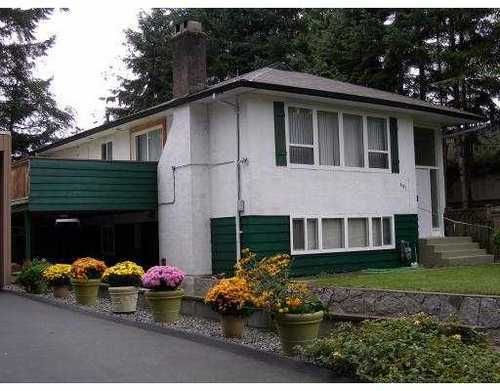 Main Photo: 867 SHAKESPEARE Ave in North Vancouver: Home for sale : MLS®# V671383