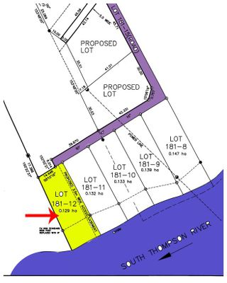 Photo 5: 181 12 Little Shuswap Lake Road in Chase: Little Shuswap River Vacant Land for sale : MLS®# 137093