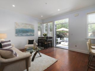 "Photo 3: 4461 WELWYN Street in Vancouver: Victoria VE 1/2 Duplex for sale in ""WELWYN MEWS"" (Vancouver East)  : MLS®# R2379938"