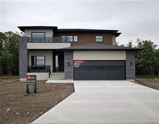 Photo 1: 86 Hofsted Drive in Winnipeg: Residential for sale (1H)  : MLS®# 1807804