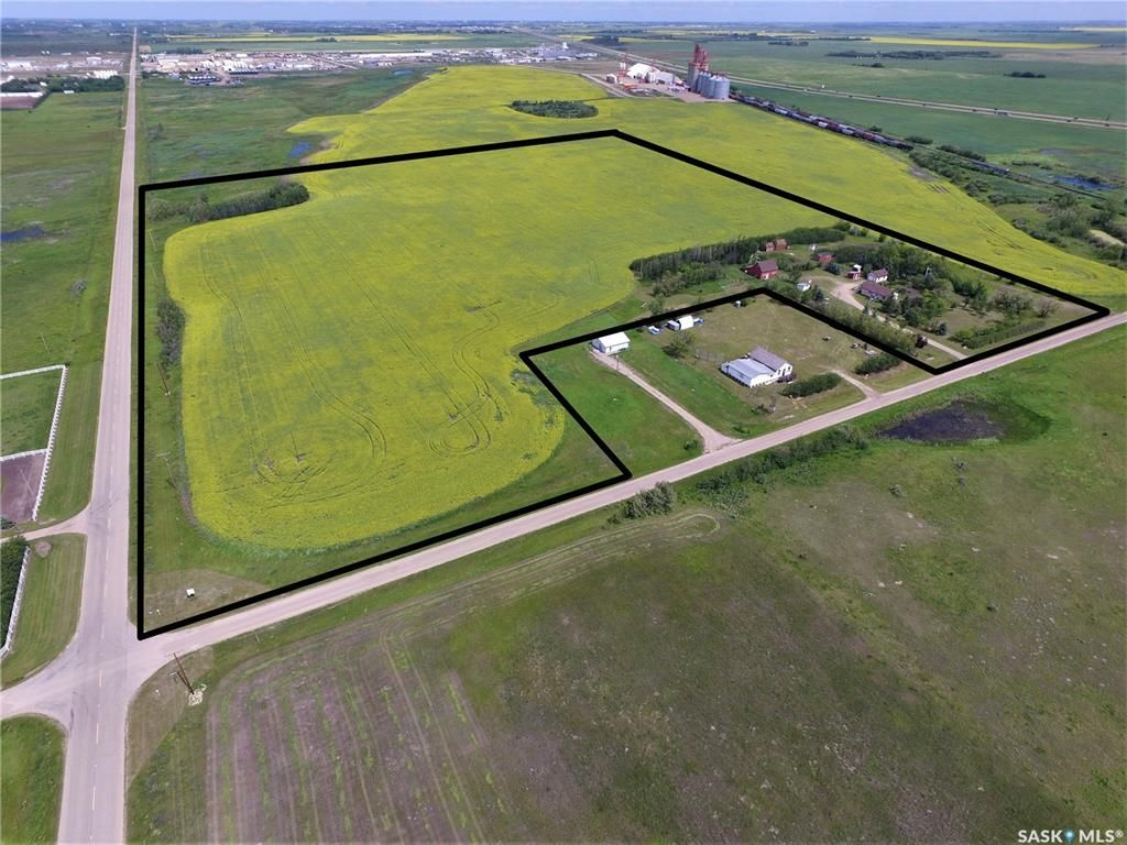Main Photo: Wiebe Investment Land in Corman Park: Commercial for sale (Corman Park Rm No. 344)  : MLS®# SK859730