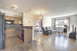 Photo 5: 213 26 VAL GARDENA View SW in Calgary: Springbank Hill Apartment for sale : MLS®# A1095989