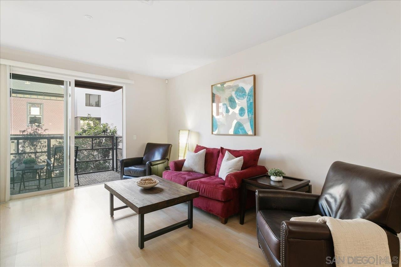 Main Photo: Condo for sale : 1 bedrooms : 1225 Island Ave #209 in San Diego