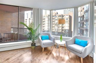 """Photo 2: 623 1333 HORNBY Street in Vancouver: Downtown VW Condo for sale in """"Anchor Point"""" (Vancouver West)  : MLS®# R2583045"""