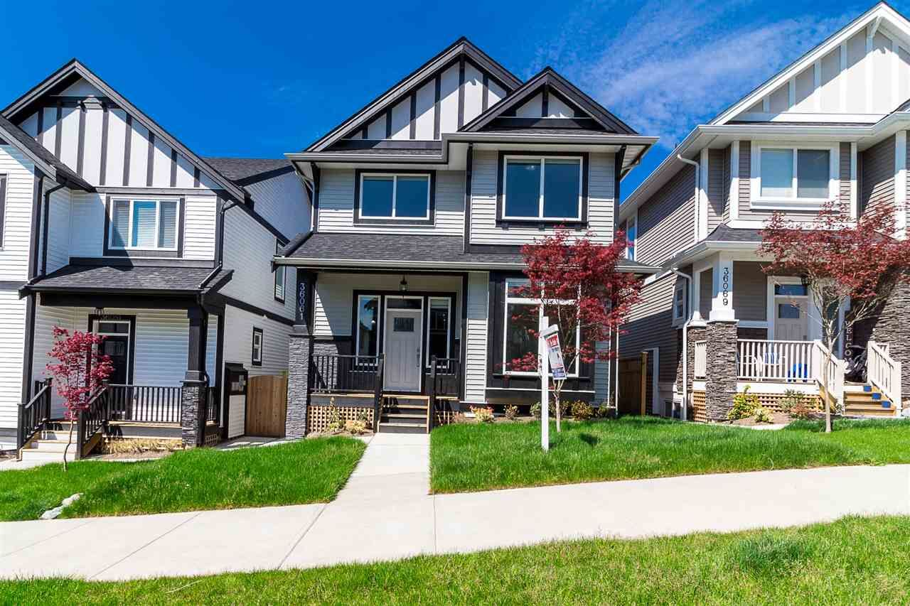 Main Photo: 36061 EMILY CARR Green in Abbotsford: Abbotsford East House for sale : MLS®# R2266462