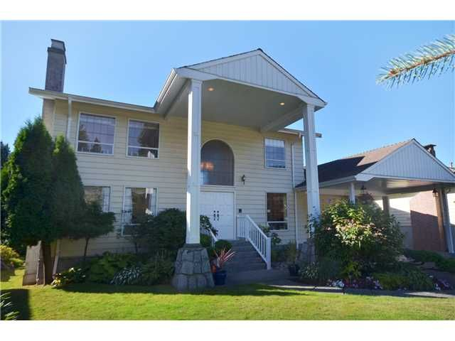 Main Photo: 1719 PLATT CR in North Vancouver: Lynn Valley House for sale : MLS®# V976683