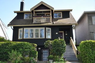Photo 1: 452 W. 15th Avenue in Vancouver: Home for sale