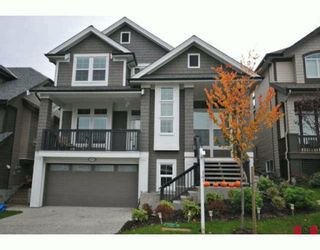 """Photo 1: 6118 163B Street in Surrey: Cloverdale BC House for sale in """"Vista's West"""" (Cloverdale)  : MLS®# F2924301"""