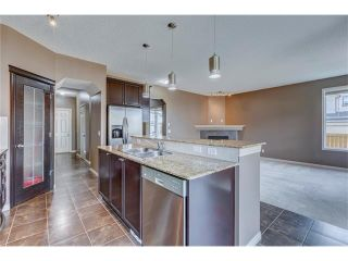 Photo 9: 172 EVERWOODS Green SW in Calgary: Evergreen House for sale : MLS®# C4073885
