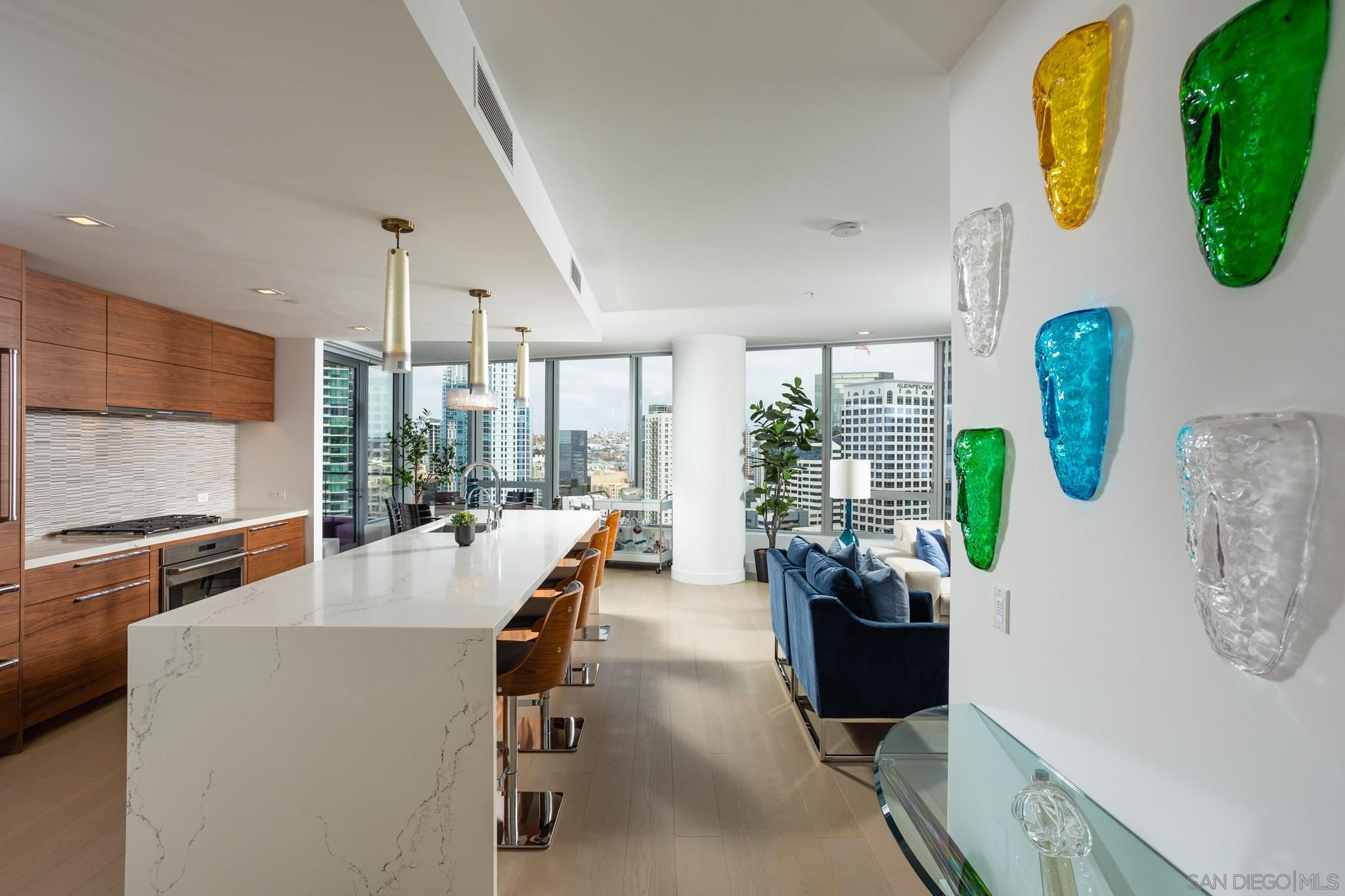 Main Photo: Condo for sale : 2 bedrooms : 888 W E Street #2005 in San Diego