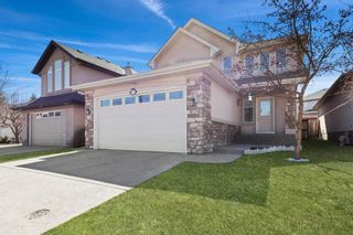 Photo 1: 41 Cranleigh Way SE in Calgary: Cranston Detached for sale : MLS®# A1096562