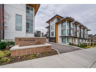 """Photo 1: 57 2825 159 Street in Surrey: Grandview Surrey Townhouse for sale in """"Greenway At The Southridge Club"""" (South Surrey White Rock)  : MLS®# R2259618"""