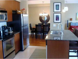 """Photo 5: 207 610 VICTORIA Street in New Westminster: Downtown NW Condo for sale in """"THE POINT"""" : MLS®# V921216"""