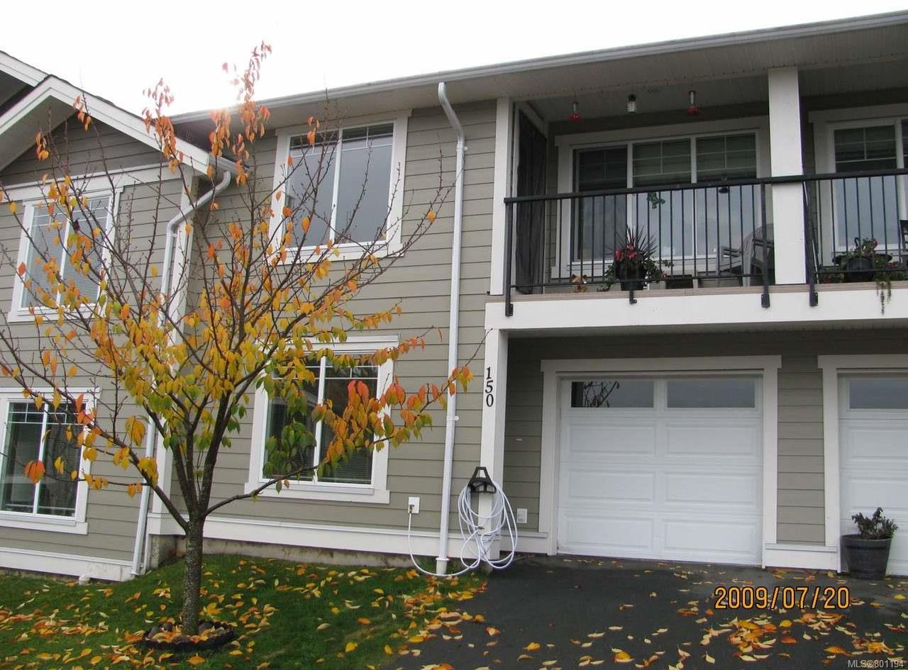 Main Photo: 150 701 HILCHEY ROAD in CAMPBELL RIVER: CR Willow Point Row/Townhouse for sale (Campbell River)  : MLS®# 801194