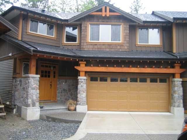"""Main Photo: 83 24185 106B Avenue in Maple Ridge: Albion 1/2 Duplex for sale in """"TRAILS EDGE"""" : MLS®# V817469"""