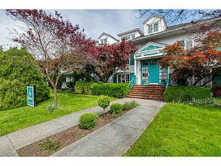 """Photo 1: 206 120 W 17TH Street in North Vancouver: Central Lonsdale Condo for sale in """"THE OLD COLONY"""" : MLS®# V1066487"""